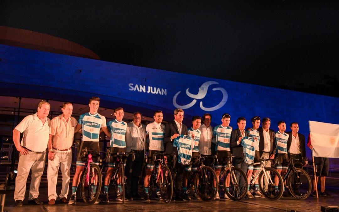 Conocé a la Selección Argentina que participará de la Vuelta a San Juan 2019
