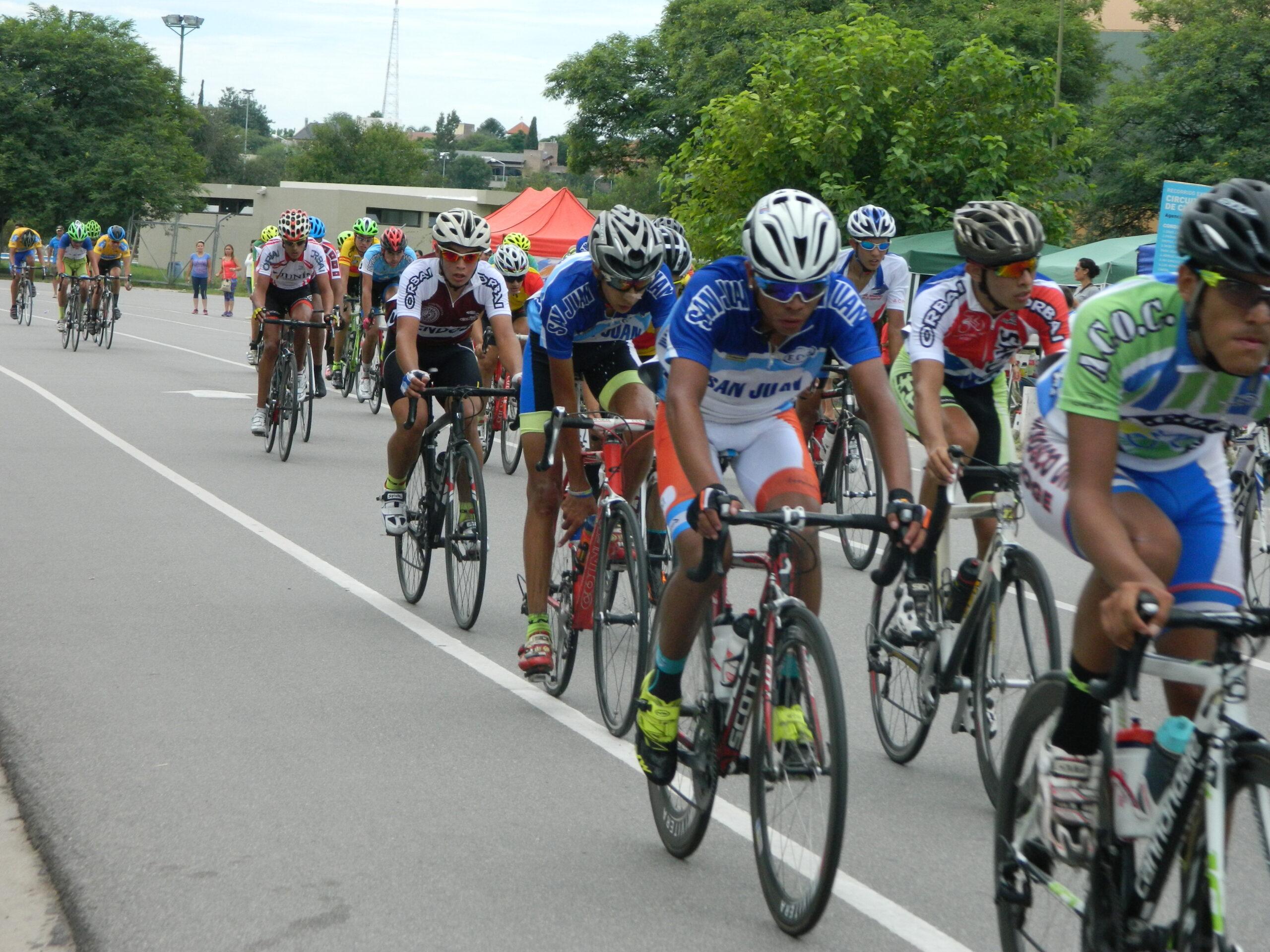 Programa del Campeonato Argentino de Ruta para Juveniles y Menores Formosa 2020