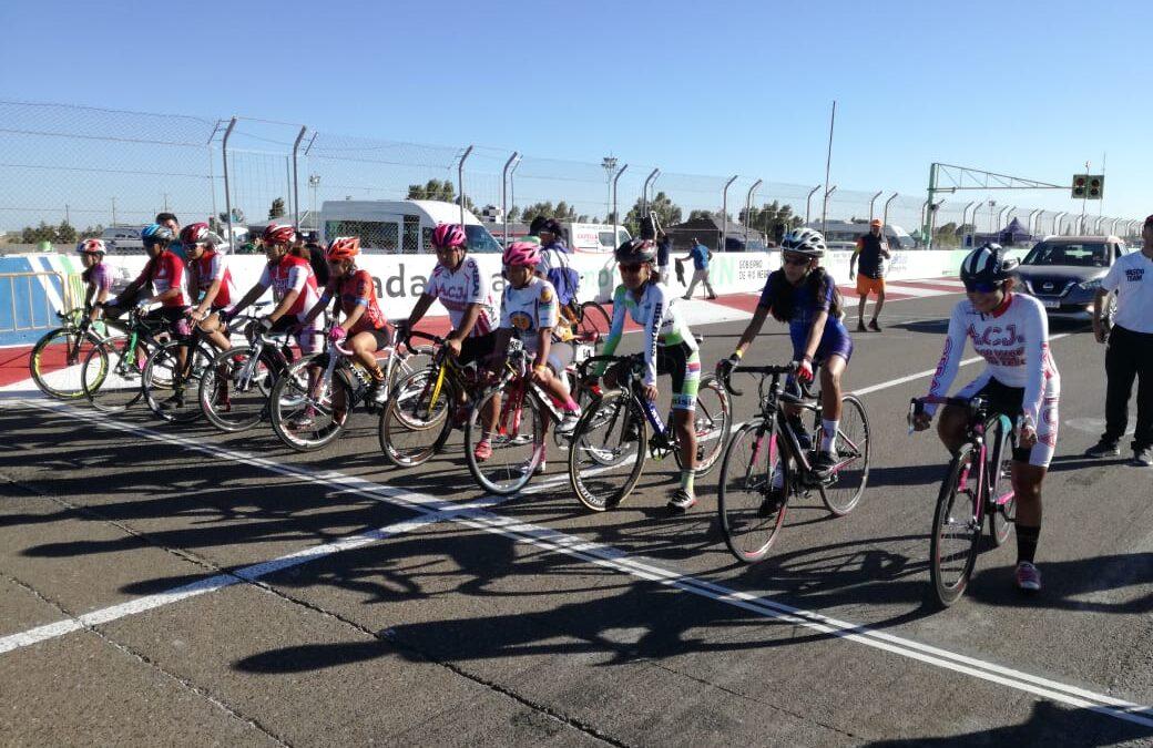 Reglamento del Campeonato Argentino de ciclismo de Ruta, Juniors y Menores de San Luis 2021