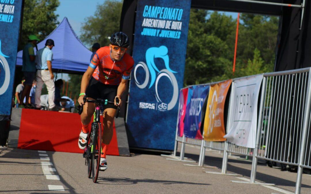 Todos los resultados del Campeonato Argentino de Ruta Menores y Junior – San Luis 2021