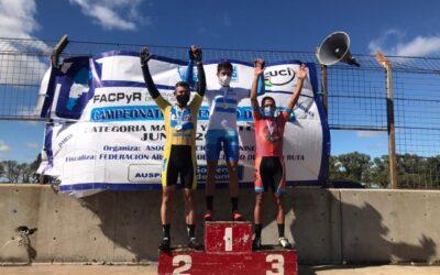 Resultados de la última jornada del Argentino Masters y Elite II de ciclismo de ruta Junín 2021